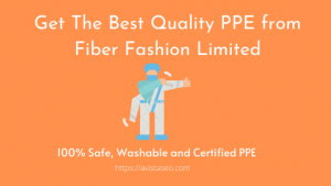 Quality PPE from Fiber Fashion Limited